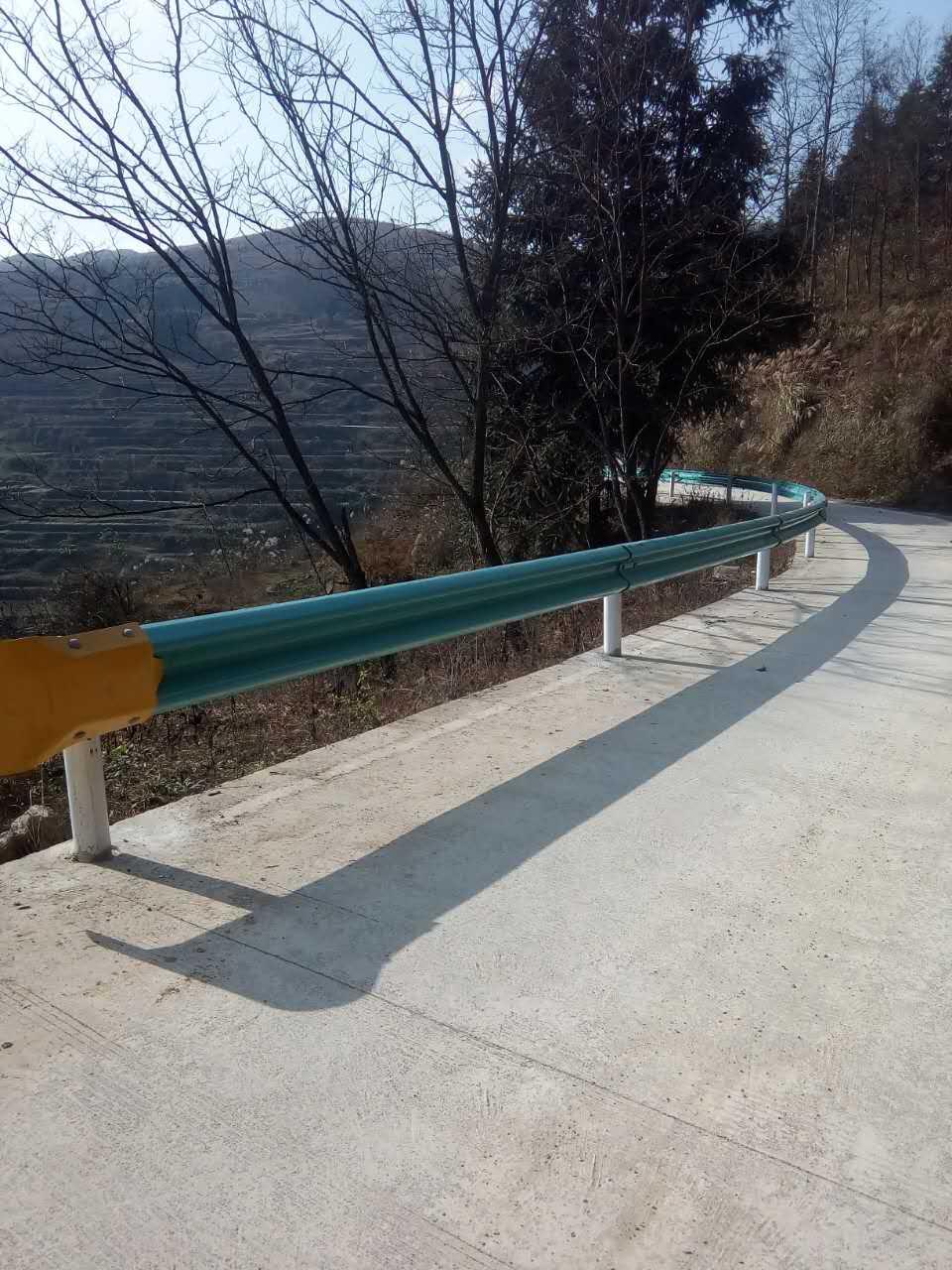 毕节乡村护栏安装