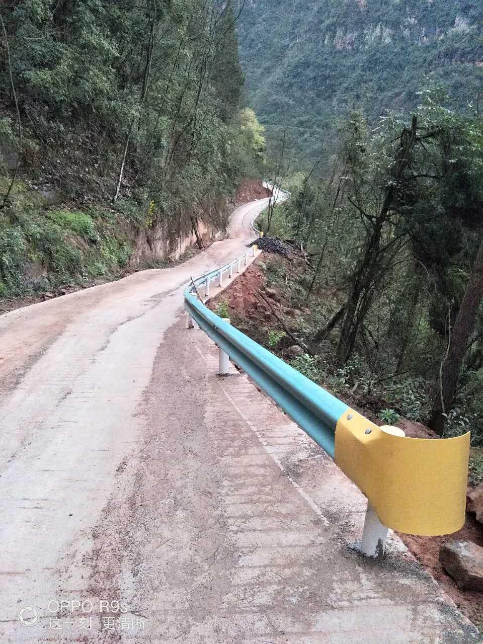 贵州护栏安装施工