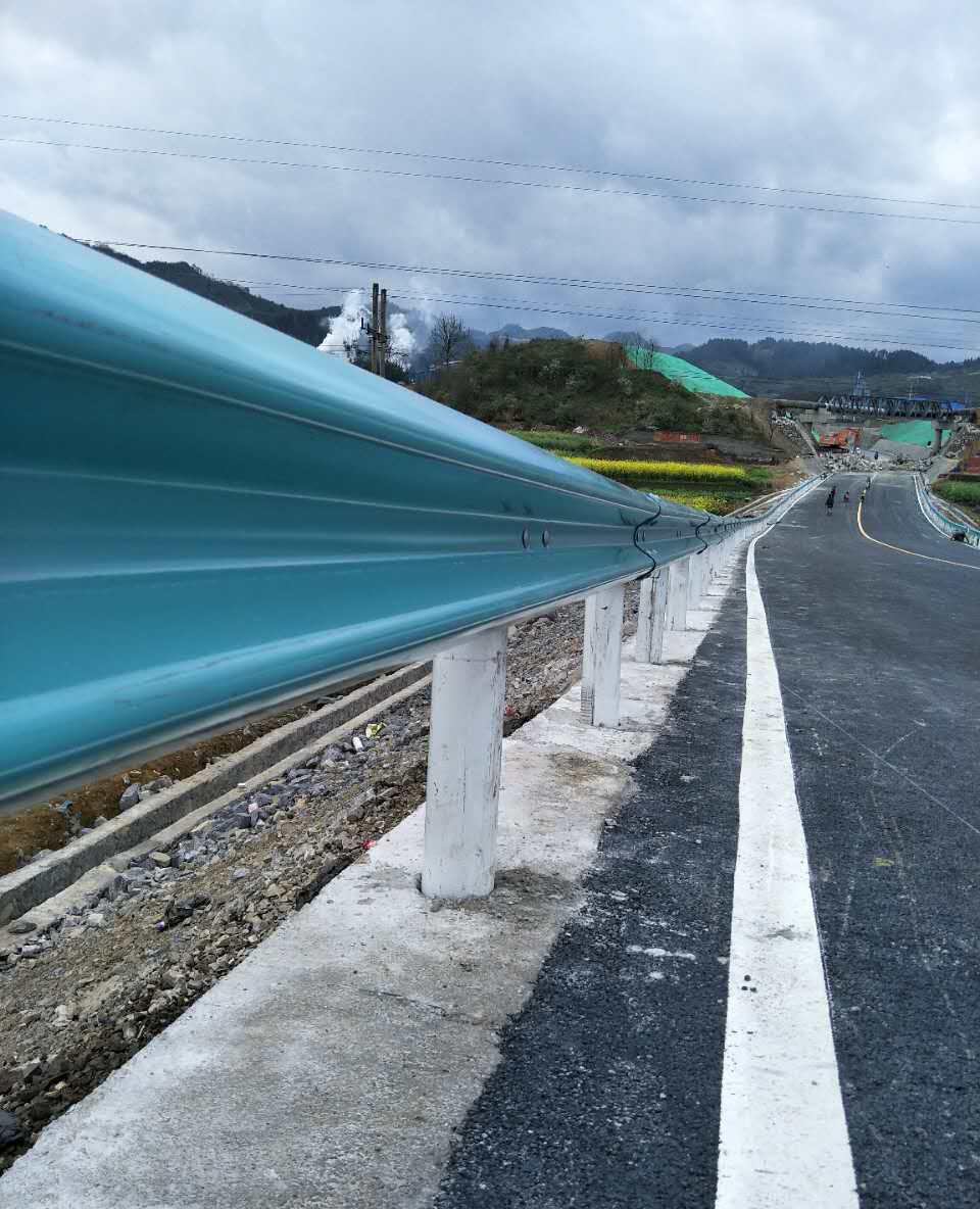贵州乡村护栏安装