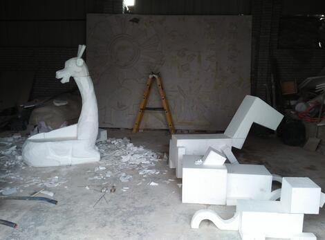 郑州雕塑公司电话