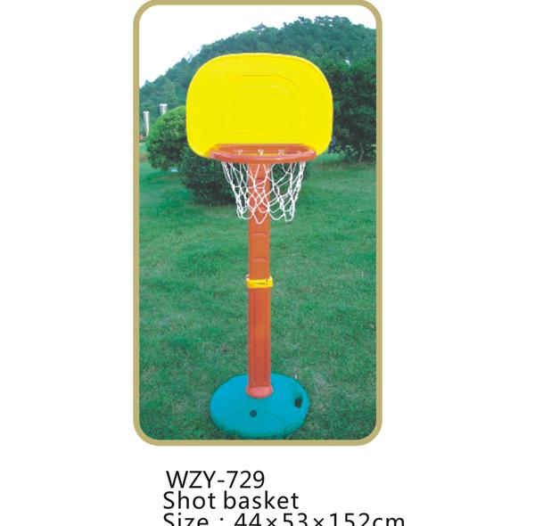 小型篮球架