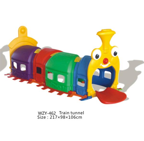 毛毛虫游戏隧道