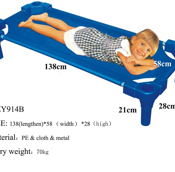 幼儿专用单人床