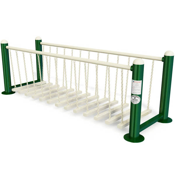 小区健身器材,浪桥