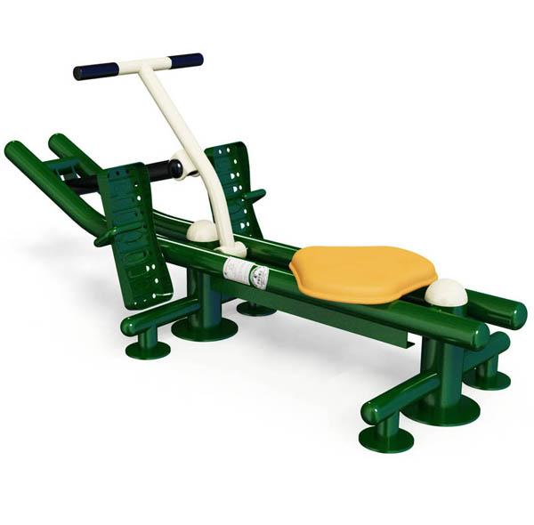 划船健身器