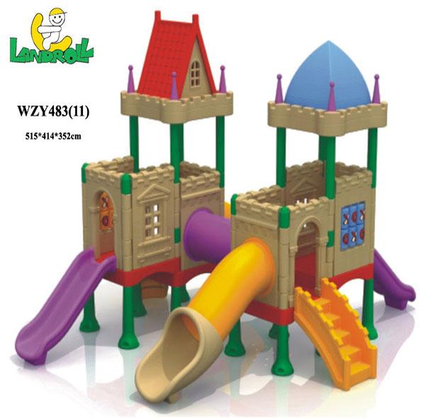 【揭秘】幼儿园的小朋友为啥都喜欢滑梯 各个年龄段的儿童喜欢的游乐玩具分析