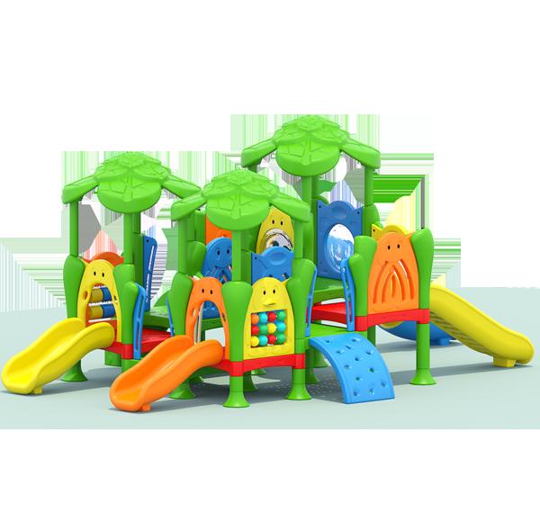 大型玩具塑料组合滑梯
