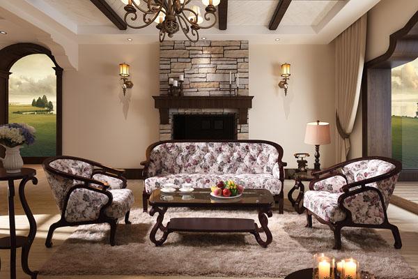 杭州沙发型号规格有哪些 奇木家俬 欧式沙发