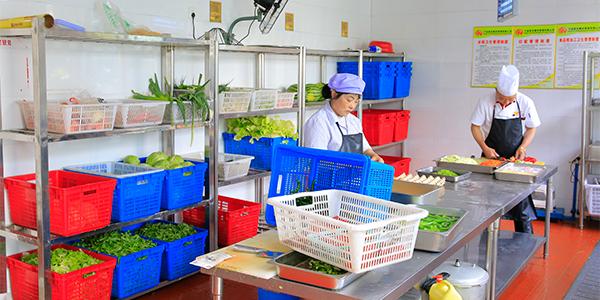宁波学校食堂承包
