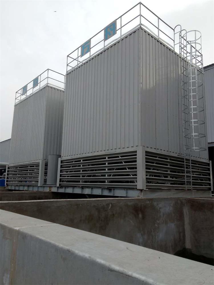 FKP无填料喷雾冷却塔