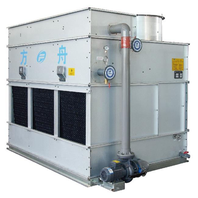 复合流闭式冷却塔