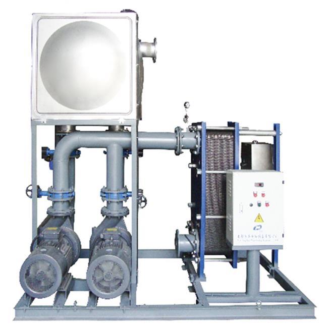 水-水冷换热机组