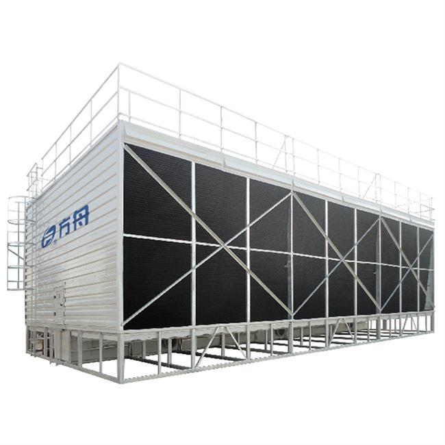 方形横流开式冷却塔