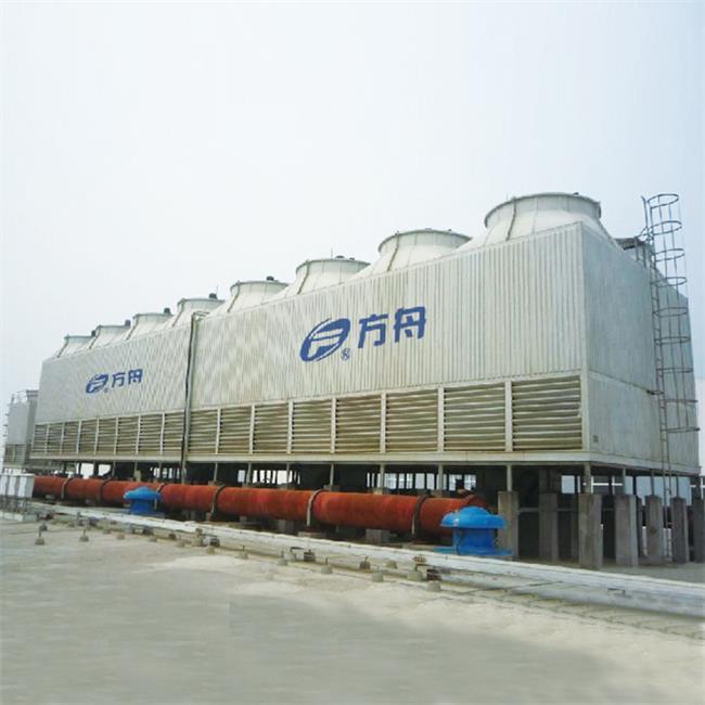 上海方形逆流开式冷却塔