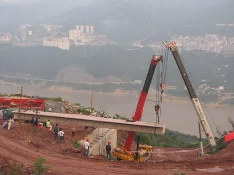 贵州桥梁吊装