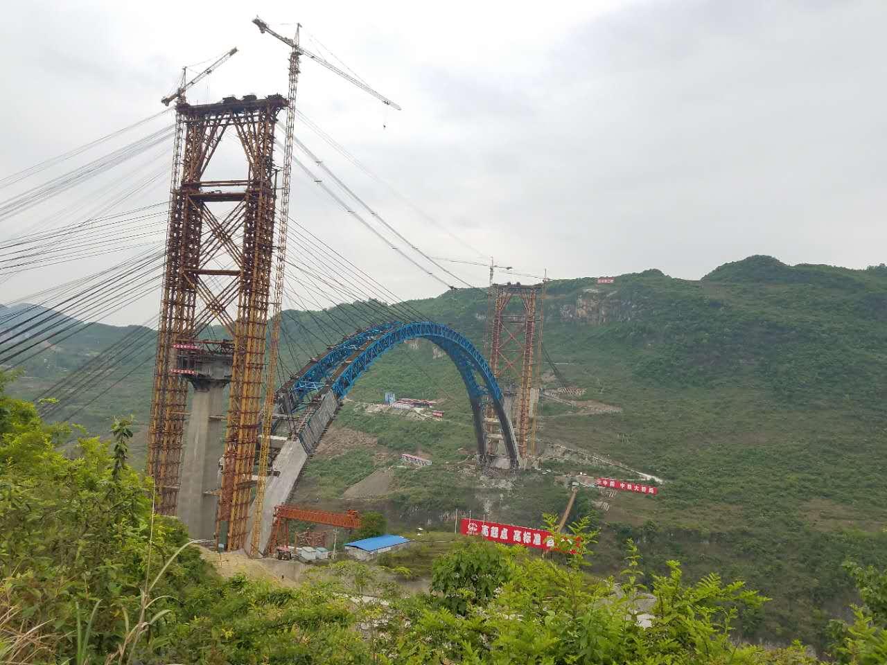 贵阳专业桥梁吊装