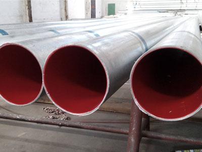 衬塑热水管厂家