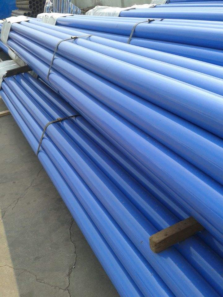 【汇总】双面涂塑钢管的应用范围 河北涂塑管厂家