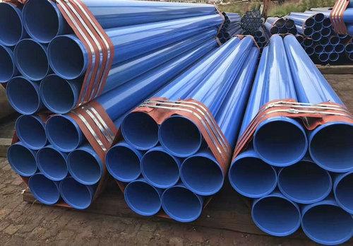 焊接涂塑钢管