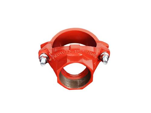 聚乙烯涂塑管件