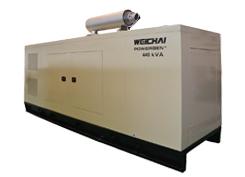 潍柴低噪音型发电机组