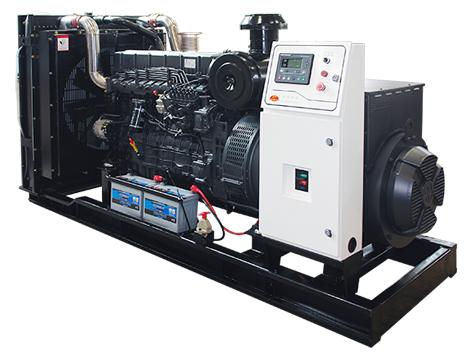 300KW陆用柴油发电机组