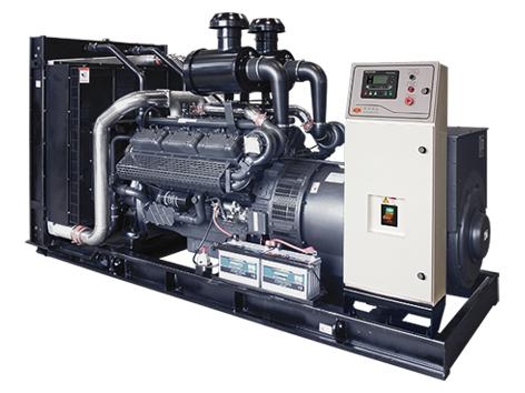 200KW~600KW陆用柴油发电机组