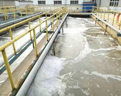 石家庄食品废水处理