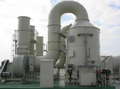 VOC废气处理工程