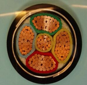 额定电压0.6/1kV硅橡胶绝缘高温变频电缆