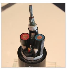 煤矿用聚氯乙烯绝缘电力电缆