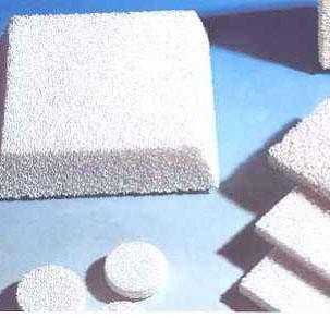 泡沫陶瓷过滤板