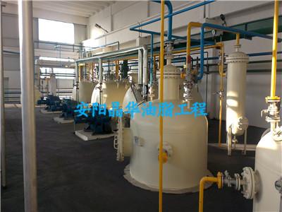 亞麻籽油加工設備