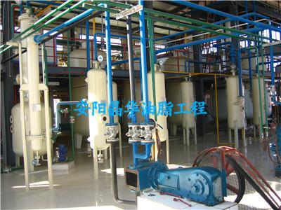 蠶蛹油加工設備