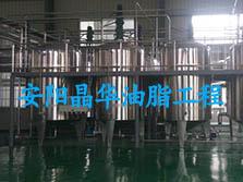 亞麻酸油設備