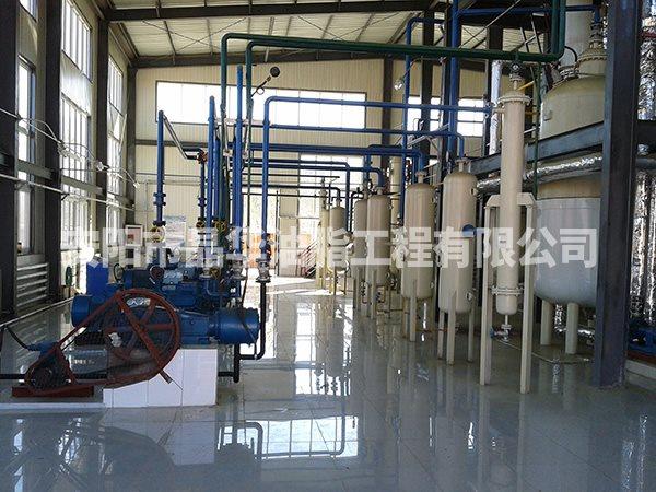 茶叶籽油加工设备