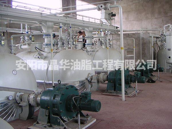 茶籽油生产线