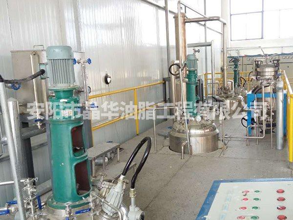 牡丹籽油生产线