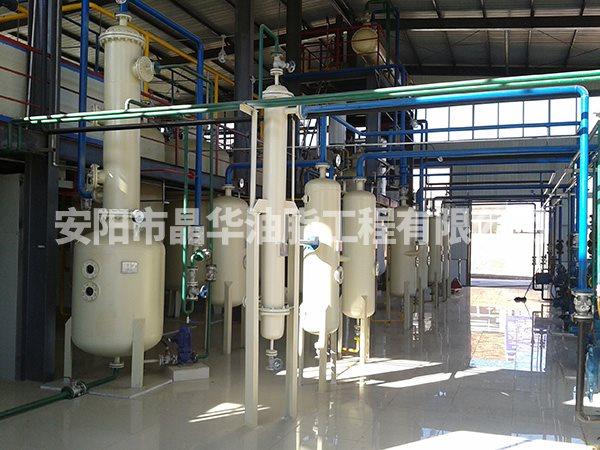 牡丹籽油提炼精炼设备