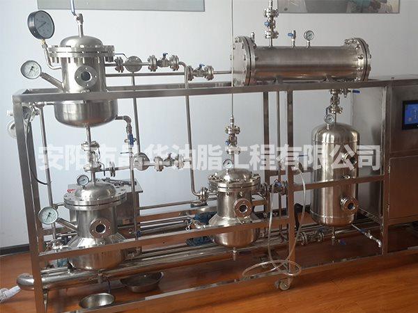 葡萄籽油提取设备