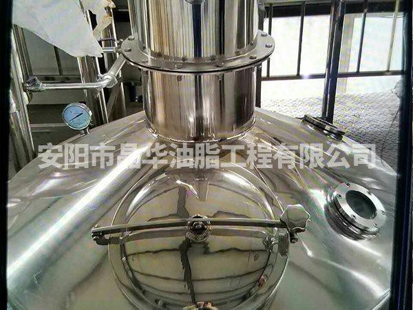 小麦胚芽油萃取设备