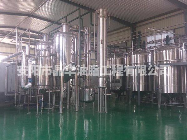 亚麻籽油加工技术