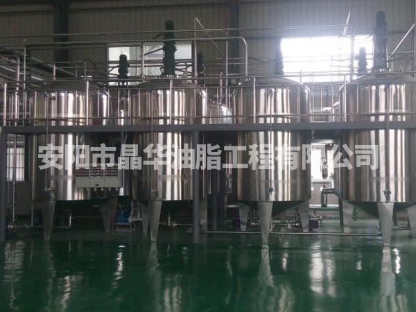 亚麻籽油生产设备