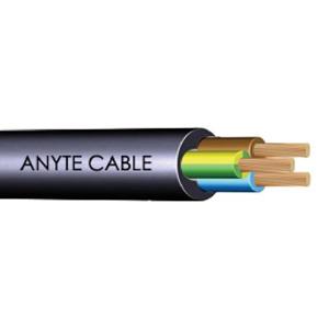 德标线H03V2V2-F/H05V2V2-F耐温90度多芯控制电缆