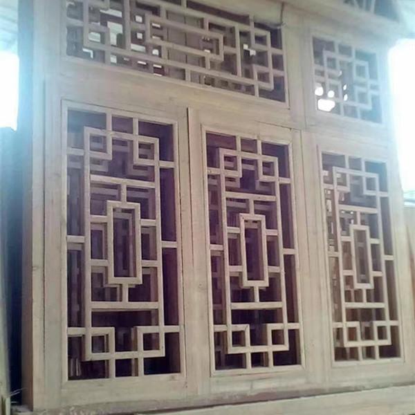 贵阳贵州防腐木窗