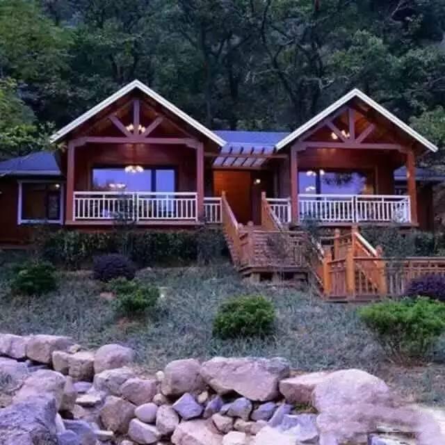 贵州木质别墅