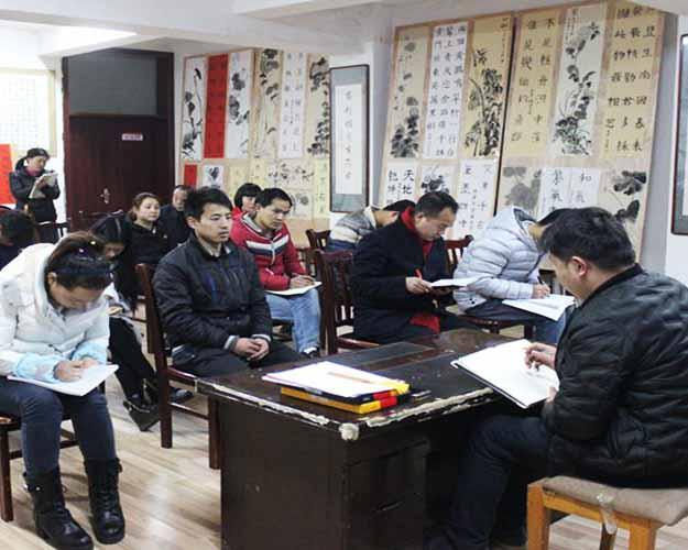 贵阳国画学校
