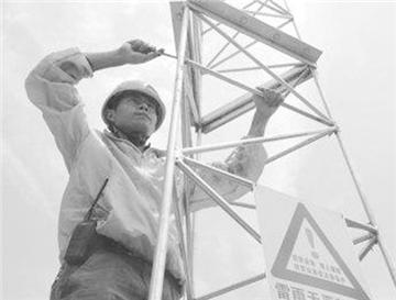 麗江防雷裝置檢測價格