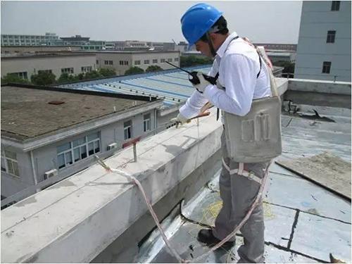 雲南防雷設施檢測