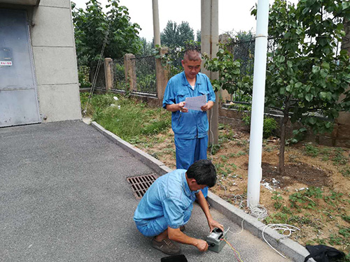云南防雷装置检测规范